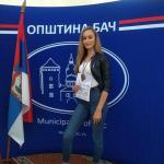 АНЂЕЛА ВУЈИЋ ТРЕЋА НА ДРЖАВНОМ ПРВЕНСТВУ СРБИЈЕ У ТЕКВОНДОУ